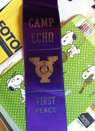 Camp Echo First Place
