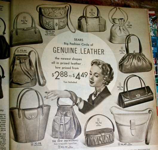 http://vintagelovingal.wordpress.com/2012/12/06/handbags-from-sears-and-roebuck-1954/