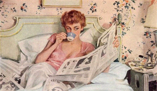 Vintage-Coffee-Ads-Women